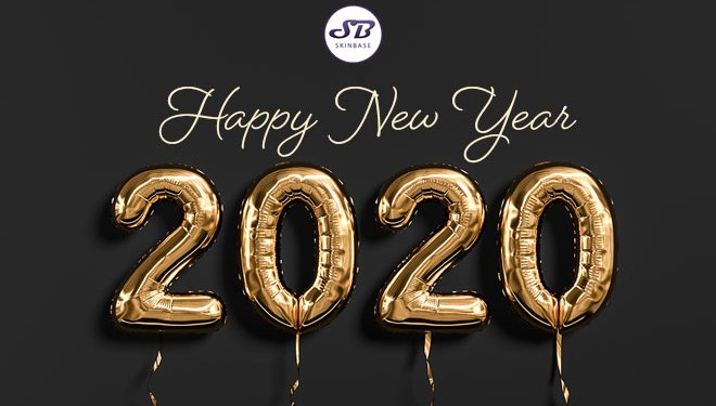 Happy New Year 2020, Happy New Decade!